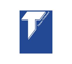 Logo Tiense Suikerfabrieken te Tienen en Wanze - Klant Asotep