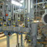 Kaneka - prefabricatie piping MOD reactoren