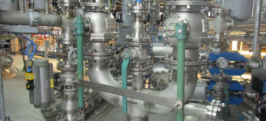 Kaneka - prefab modifier reactoren